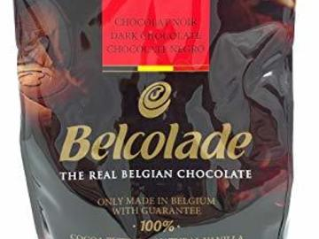 Selling without online payment: Чорний шоколад в дропси Belcolade Noir Selection